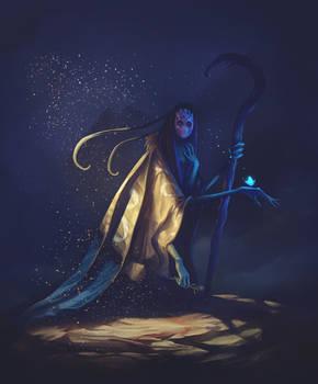 Black Moth Sorcerer