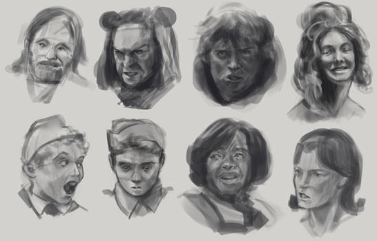 Expression Study Set 1