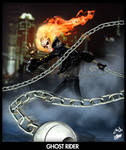 One Ghost Rider