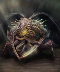 Mastema - Angel of Death by 3abden