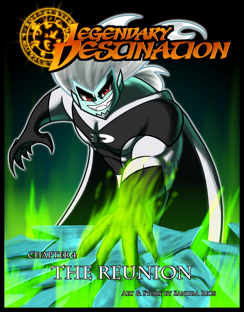 Legendary Destination Chapter 4: The Reunion