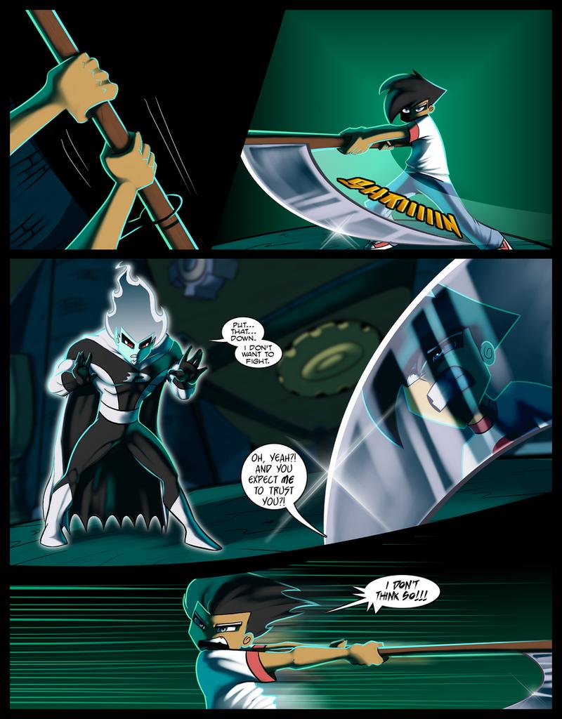 Legendary Destination Page 112