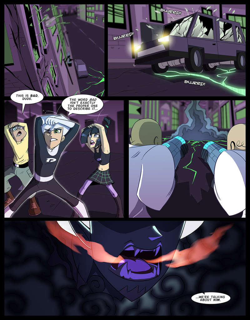 Legendary Destination Page 254