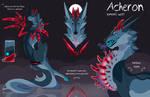 Adopt 26 | Demonic wolf (CLOSE) by Incraylex