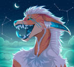 Commission | Headshot by Incraylex