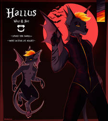 Adopt 35   The halloween wolf(CLOSE)