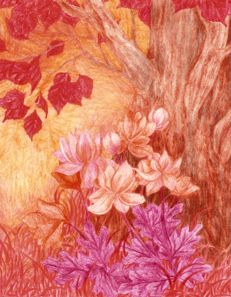 Autumn Macro by RebeccaTripp