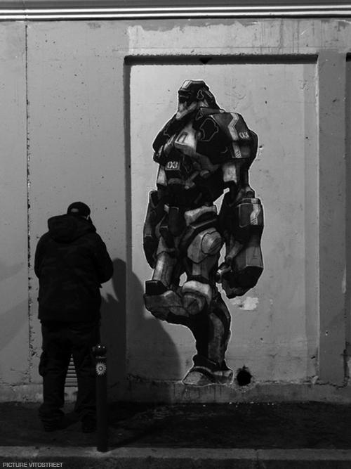Paris_passage_des _Tallandiers by duster132