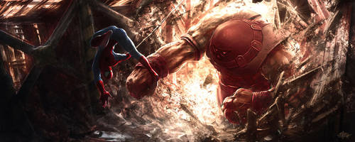 Spider-Man SD 2010_suite_05 by duster132