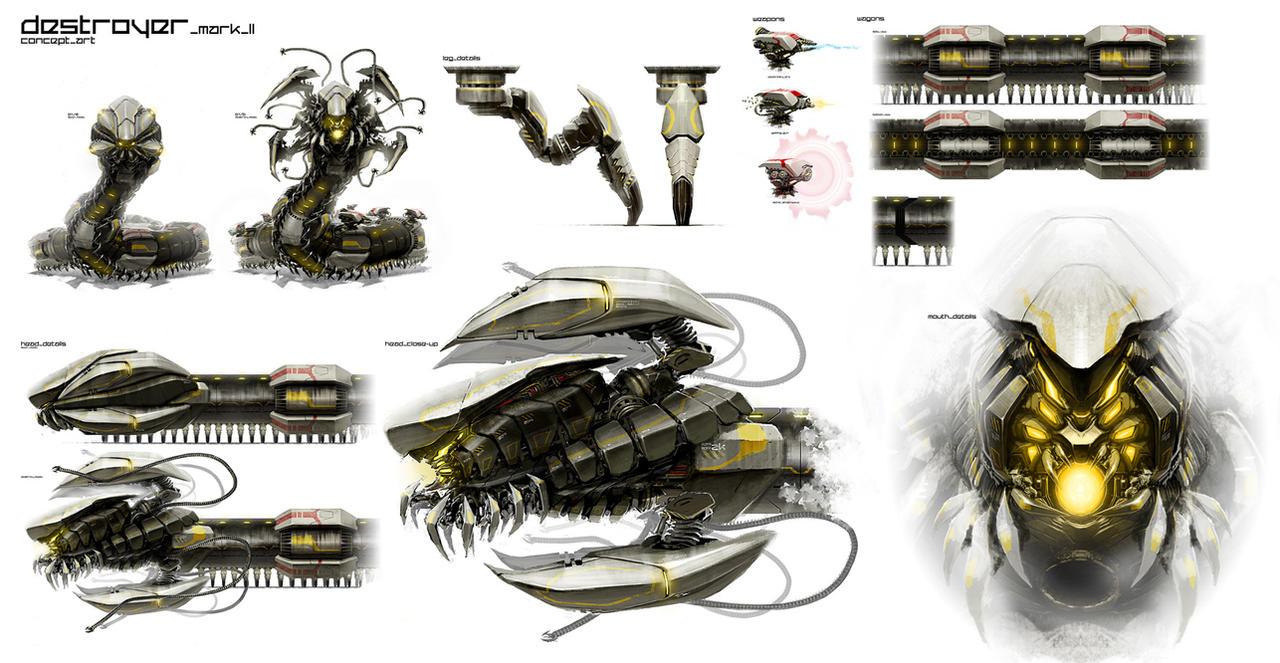 Destroyer_MK2_Details by duster132