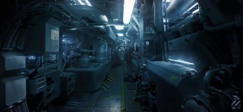 Corridor 02 by duster132