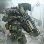 Infantryman.