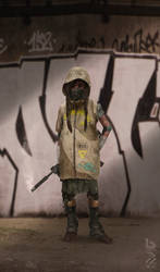 Babiru Kid. by duster132