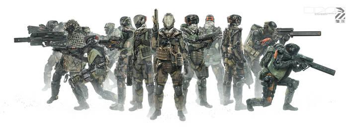 132 Exo Squadron