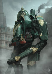1860's mecha. by duster132