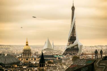 Paris 2029. by duster132
