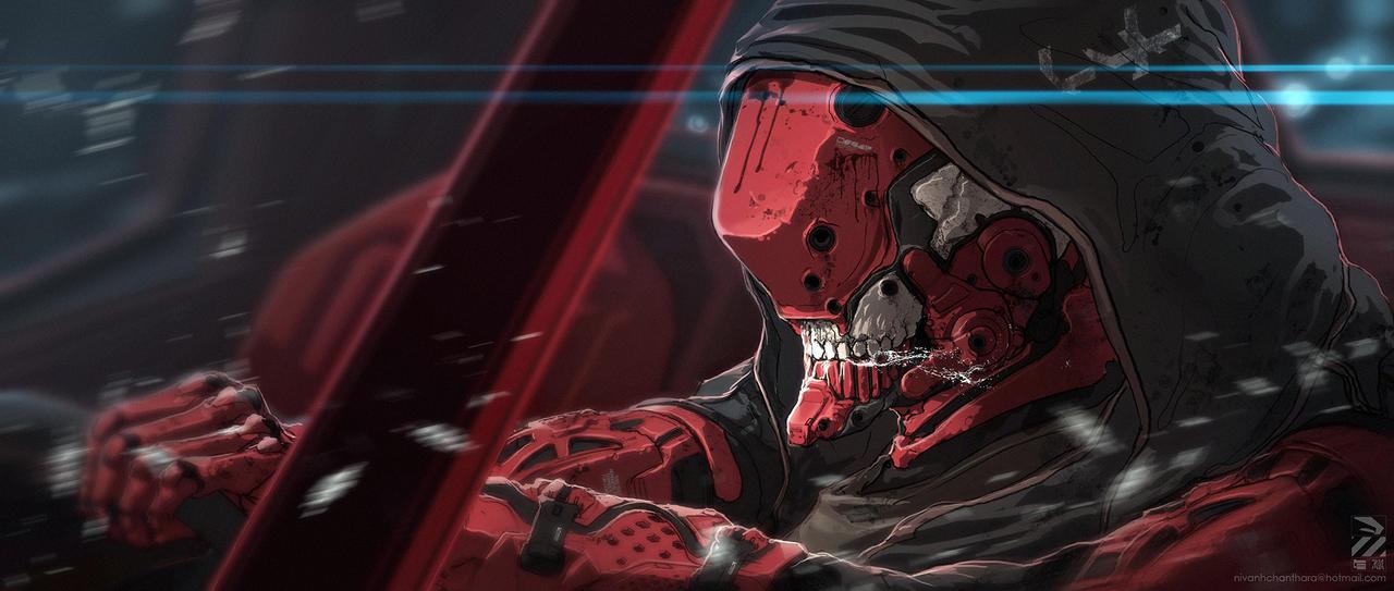 Turbo Killer. by duster132