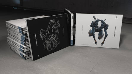 Dreaming in mech: The art of Nivanh Chanthara by duster132