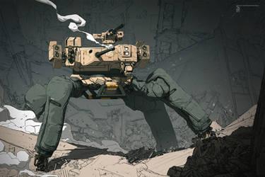 DRASH 09 / 2019: TINDALOS Ka-63, Light Fighting Ve
