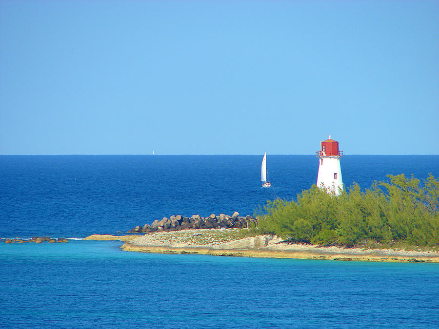 Nassau Light House by a-girl-like-me