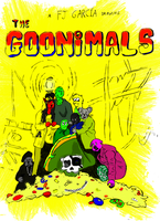 THE GOONIMALS by fj-garcia