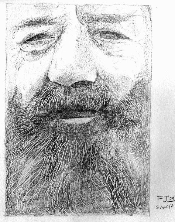OLD MAN by fj-garcia