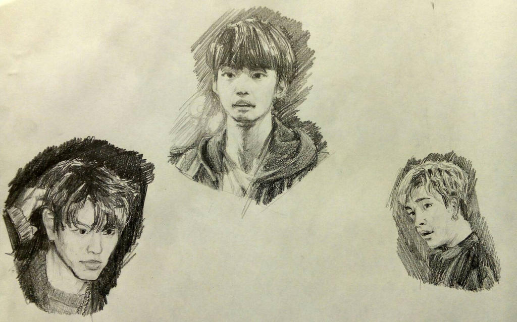 Portrait Study by CCCanyon