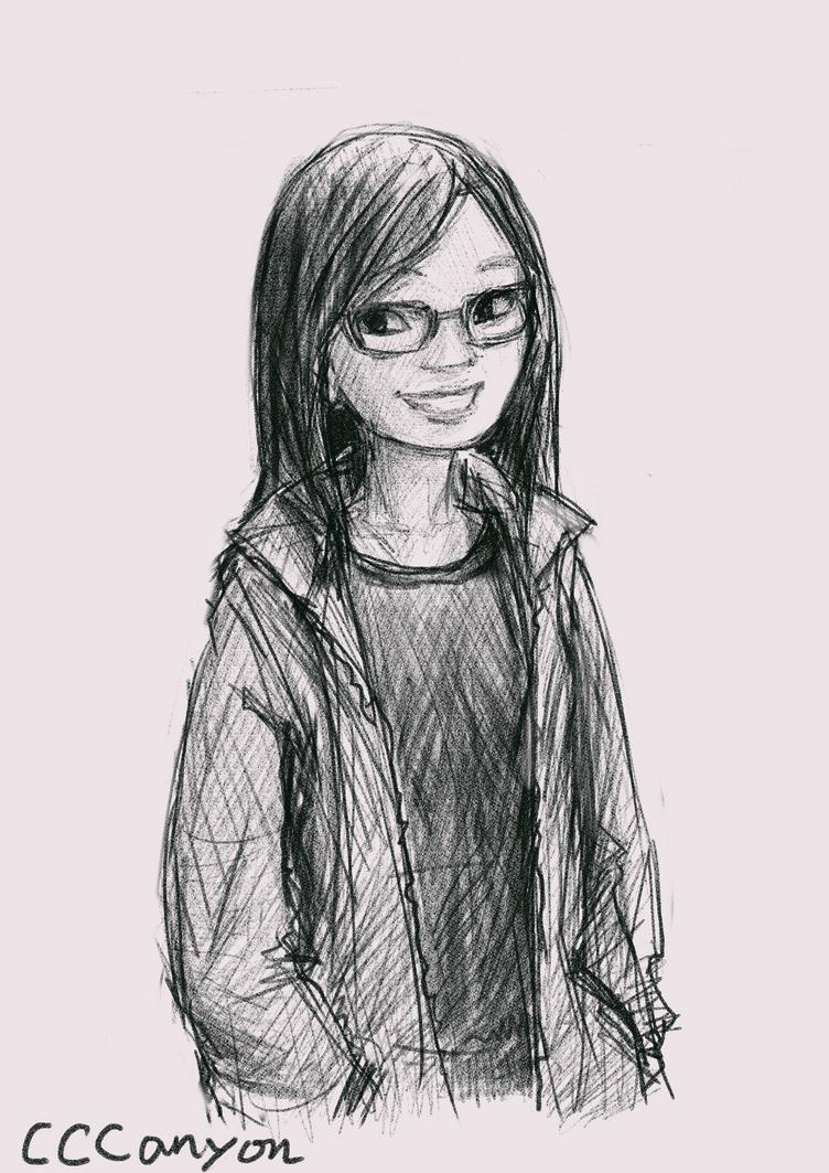 Random Taiwanese Girl #1 by CCCanyon