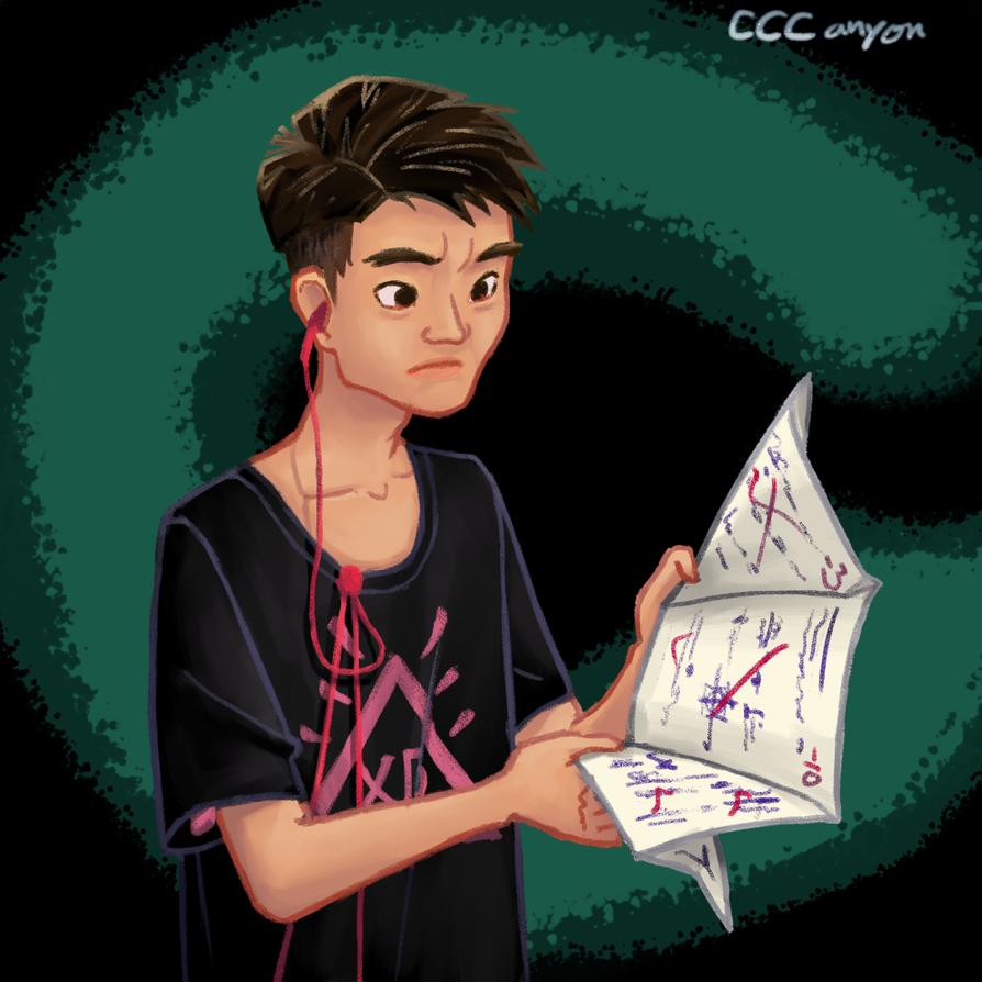 Random Taiwanese Boy #1 by CCCanyon