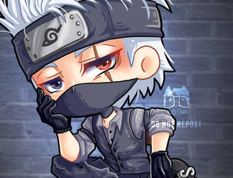 May Commission _ Dom!Kakashi by Kyo-Chans
