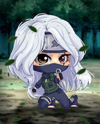 [July Commission - CLOSED] Female Kakashi