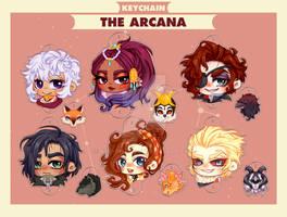 PreOrder -HeadChibi The Arcana