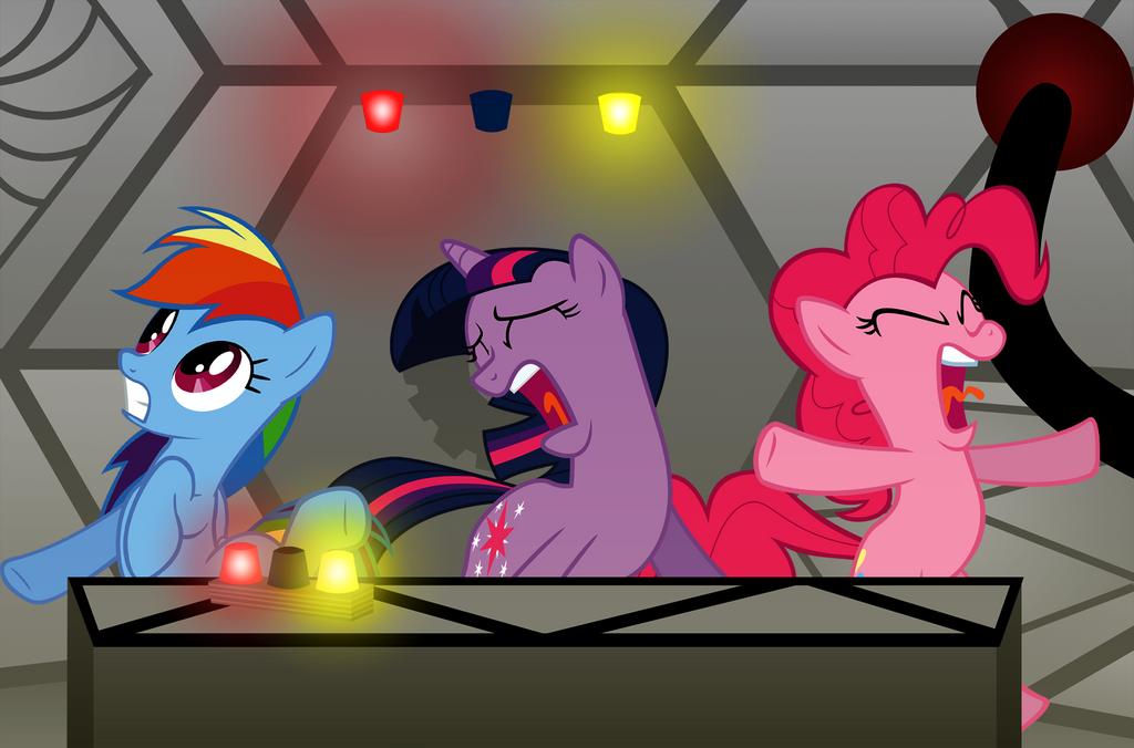 Ponies got Movie sign!! by OmegaSunBurst