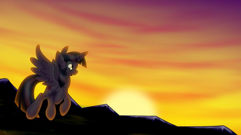 Twilight by OmegaSunBurst