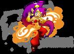 Half-Genie-Hero