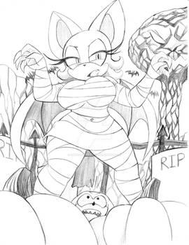 Mummy Rouge doodle