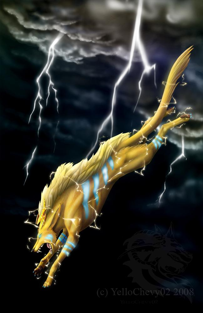 Lightning Elemental Wolf Sword Related Keywords
