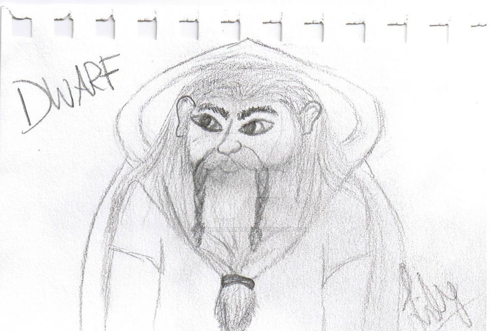 Dwarf by OffTheBeatenTrail