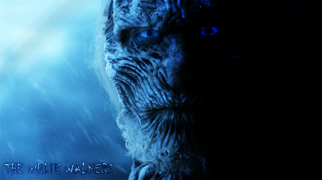 The White Walkers By Pingualex On Deviantart