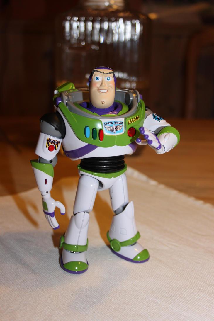 Buzz Lightyear: my childhood hero by 92CaptainWolf