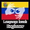 Venezuelan Sign Language Level  - Beginner by 92CaptainWolf