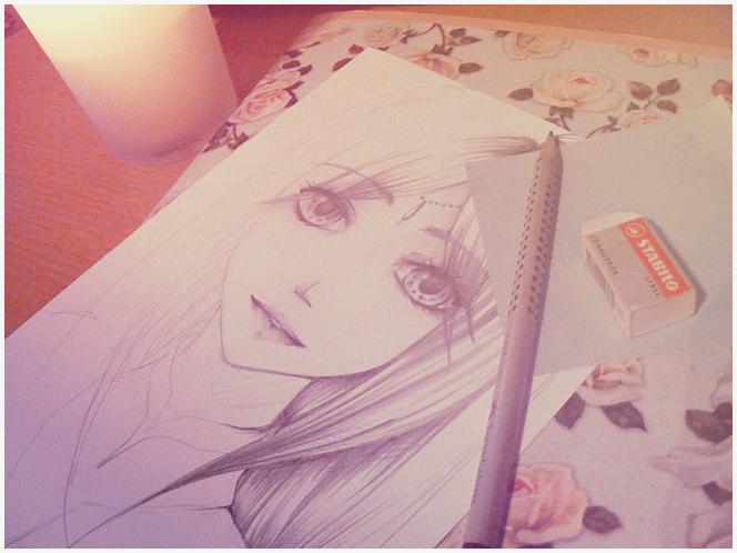 New WIP by Miyanko-chan