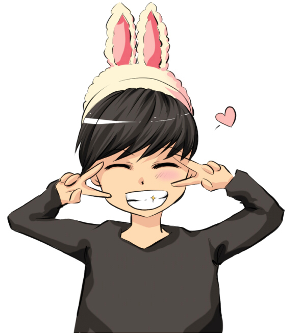 Bunny Hobi by Miyanko-chan