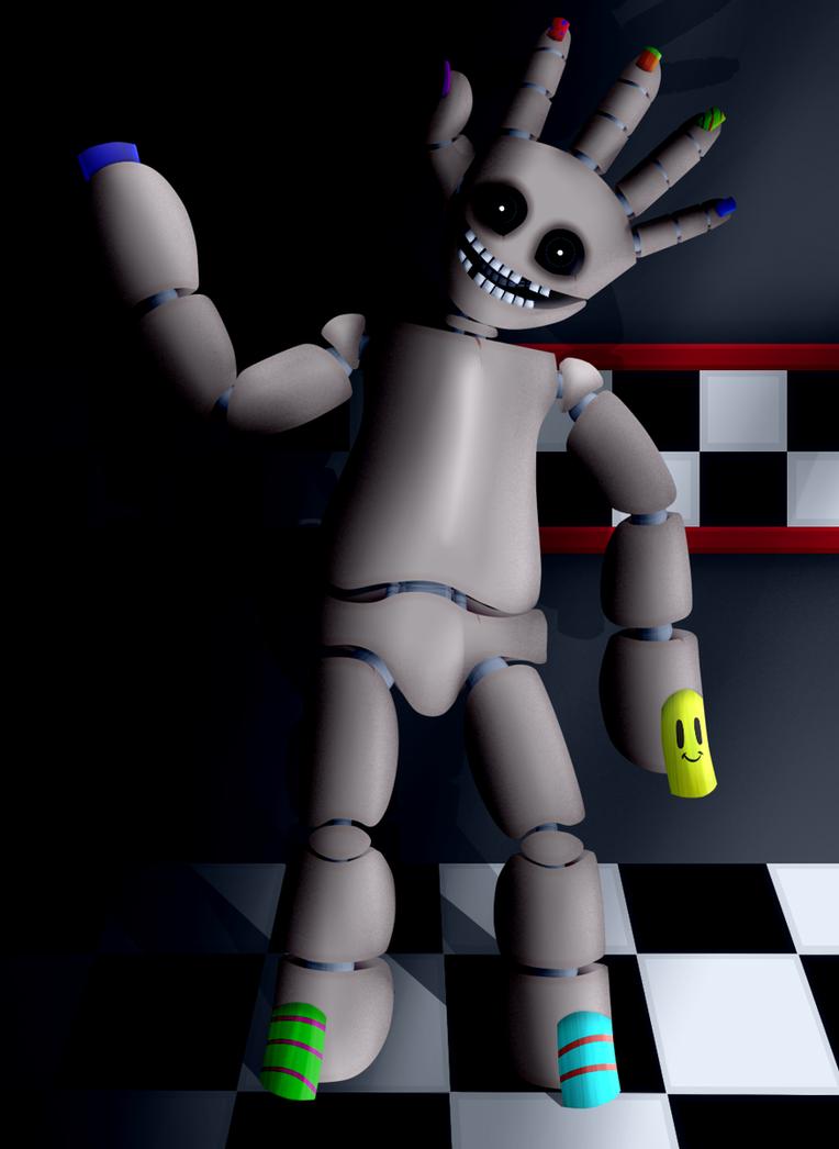 McAnimatronic by Super-Zombie