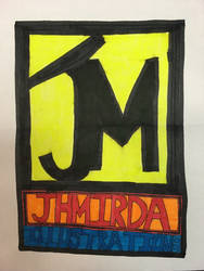 JHMIRDA ILLUSTRATIONS LOGO by JHMirda