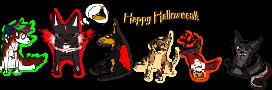 Galería de Dibujos .::Eowyn::. Happy_halloween_by_eowynwolf2-d4epbee