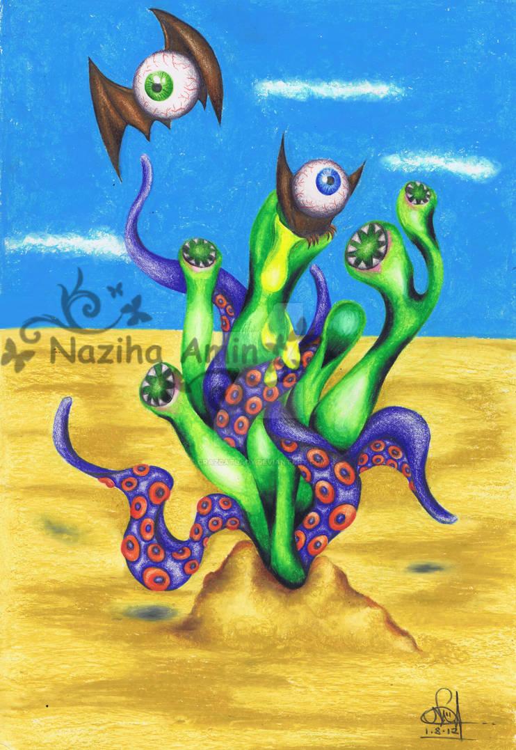 Metamorphosis by CraZcatLady
