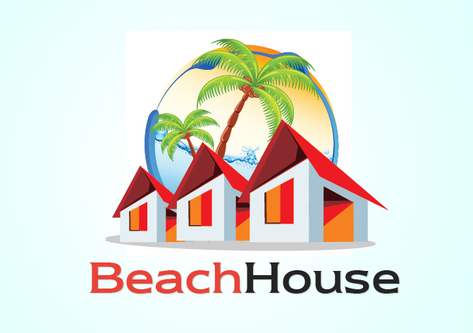 Beach House Logo4 By Uirocks On Deviantart
