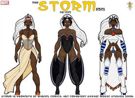 Storm Series: Part Seven by SavageMouse