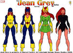 Jean Grey Series: Part One by SavageMouse